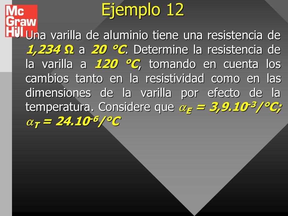 Ejemplo 11 Un capacitor de placas paralelas está constituido por placas cuadradas de bordes de longitud L, separadas por una distancia d, donde d << L
