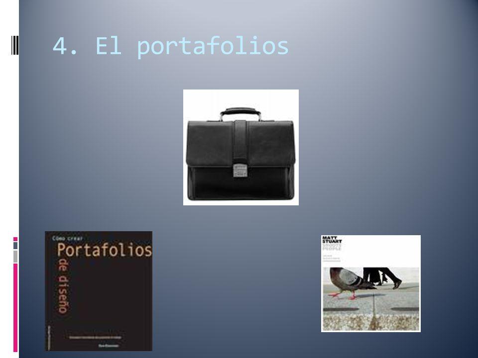 4. El portafolios