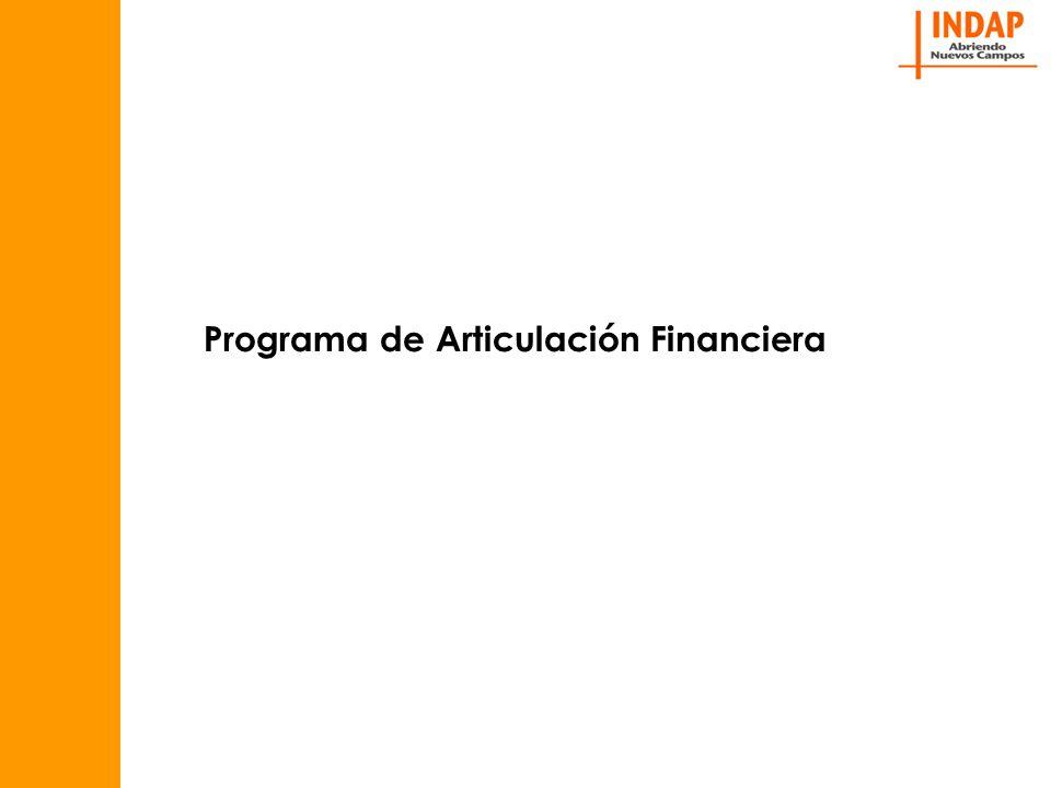 Programa de Articulación Financiera