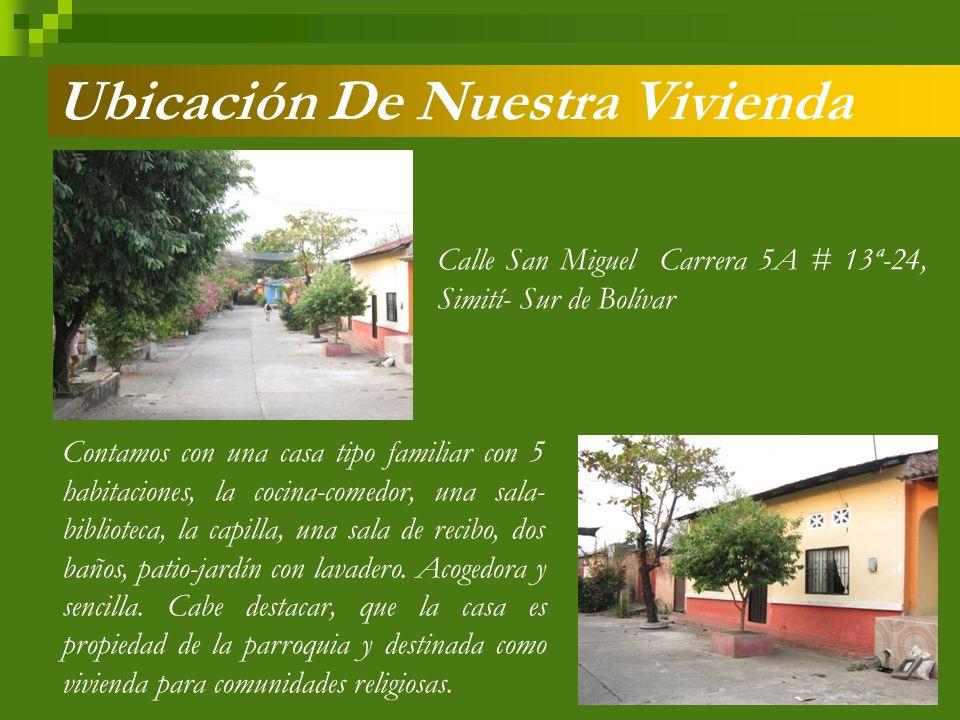 Procesos o acontecimientos más significativos vividos por la comunidad 04 de Julio de 1994, Celebración de los Votos Perpetuos de Celia María Pacheco.