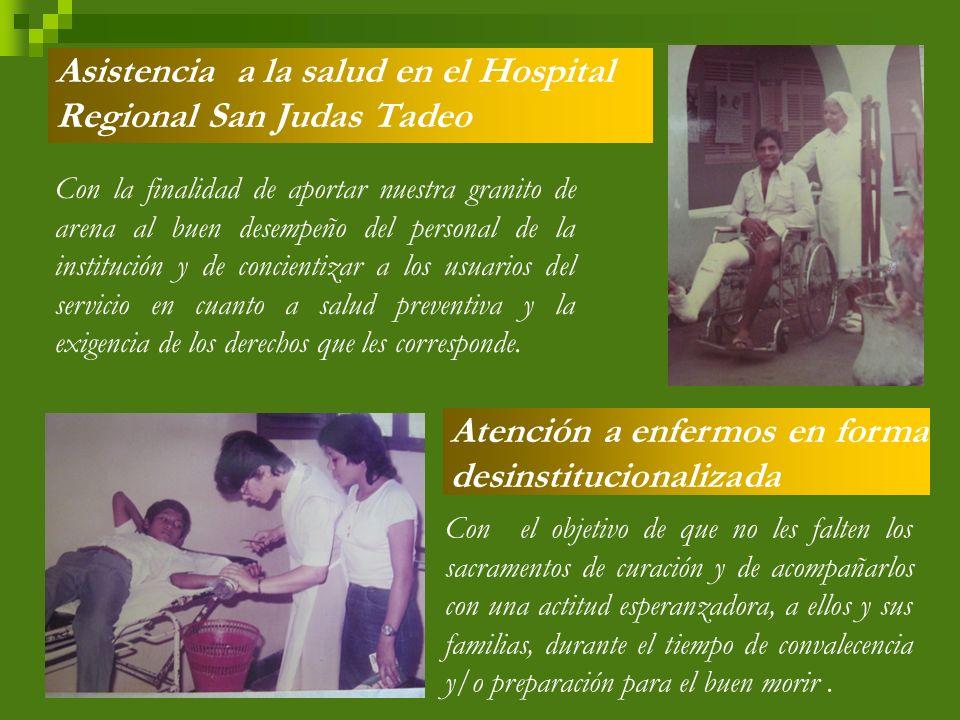 Se inició con la transmisión del mensaje del evangelio a través de la catequesis en las Instituciones Educativas de Primaria y secundaria, dándole énfasis a la cultura y la educación cristiana como base fundamental en la niñez Labor educativa e informativa con la juventud y la niñez en las Escuelas Santa Teresita, María Gómez y el Colegio Antonio Lebrija