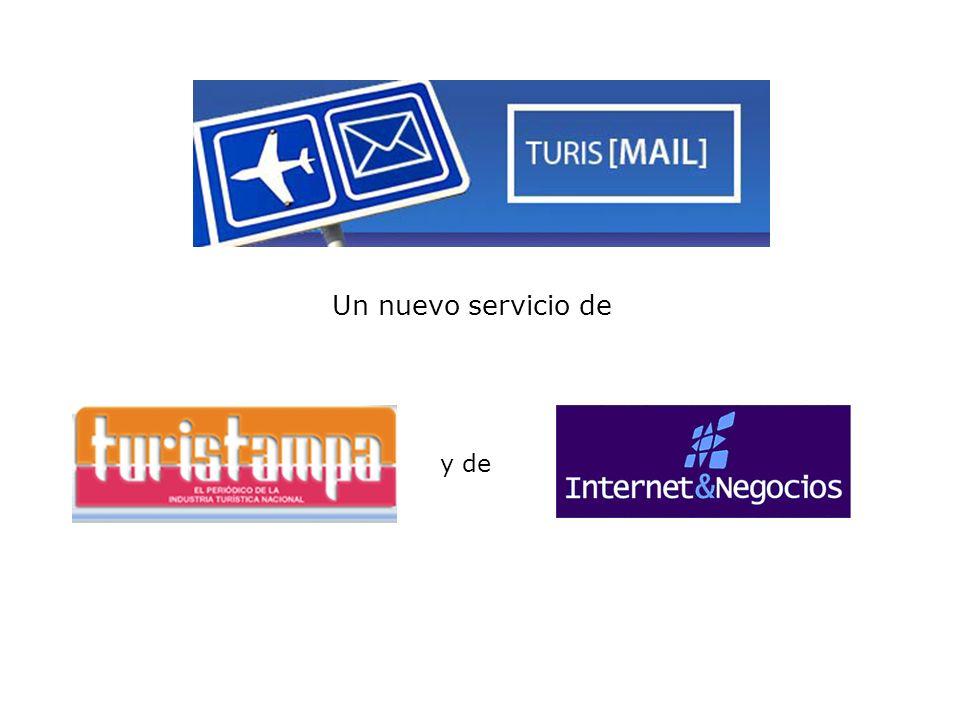 Turis[Mail] se comunica de forma bi-direccional Los proveedores turísticos (hoteles, líneas aéreas, cruceros, etc.) tendrán la oportunidad de pedir opiniones, comentarios y de hacer encuestas a través de email.