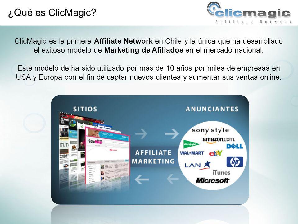 Los sitios eligen con qué anunciantes quieren trabajar en base al perfil de sus visitantes.