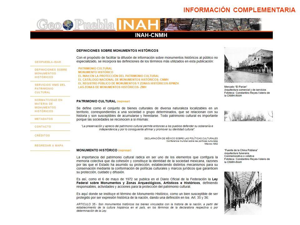DESARROLLO TÉCNICO El GEOPUEBLA-INAH se desarrollo utilizando los siguientes SOFTWARE Apache 2.2.
