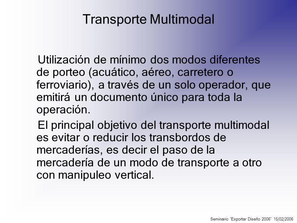 PROCESO DE EXPORTACION a través de una agencia marítima ¿Qué tipo de carga se va a transportar.
