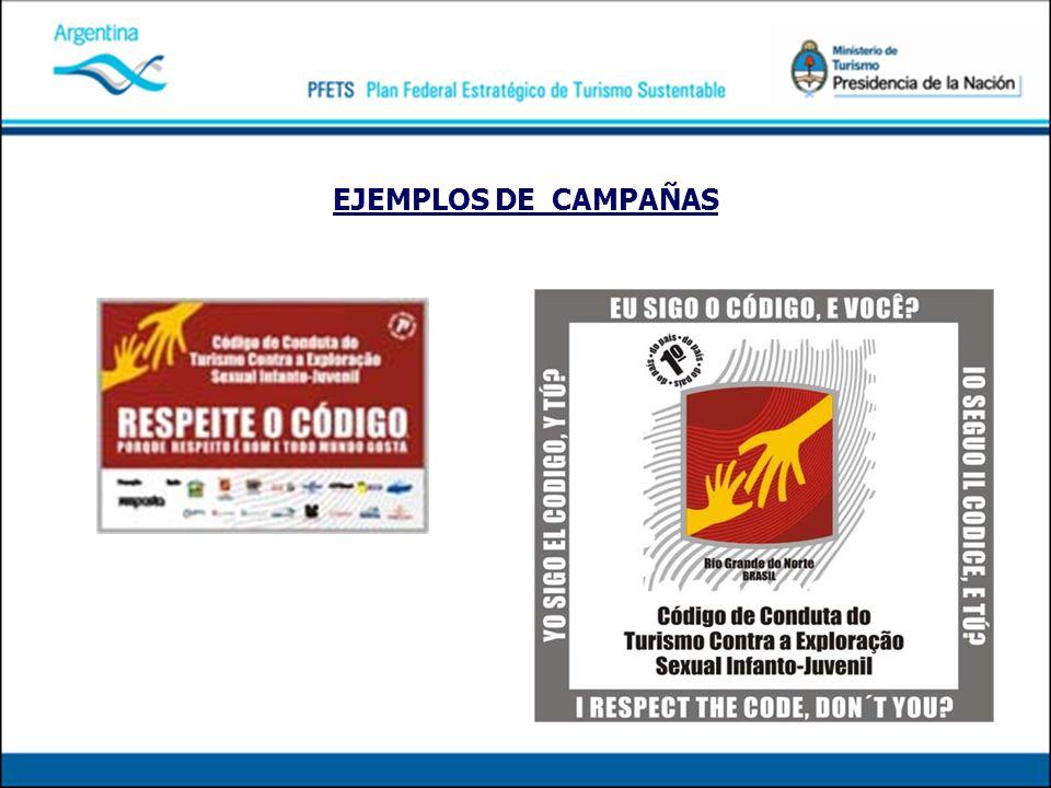 EJEMPLOS DE CAMPAÑAS
