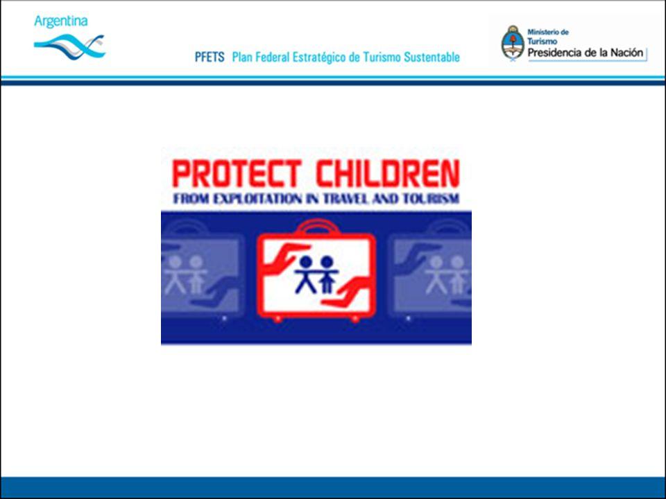 SECTUR - Programa Turismo Responsable e Infancia Promueve el Código de Conducta: a) Nivel Internacional - Adherente a The Code b) Nivel Regional - Miembro del GARA c) Nivel Nacional – Coordinadora del Comité de Implementación del Código de Conducta para Protección de los Derechos de Niñas, Niños y Adolescentes en Viajes y Turismo