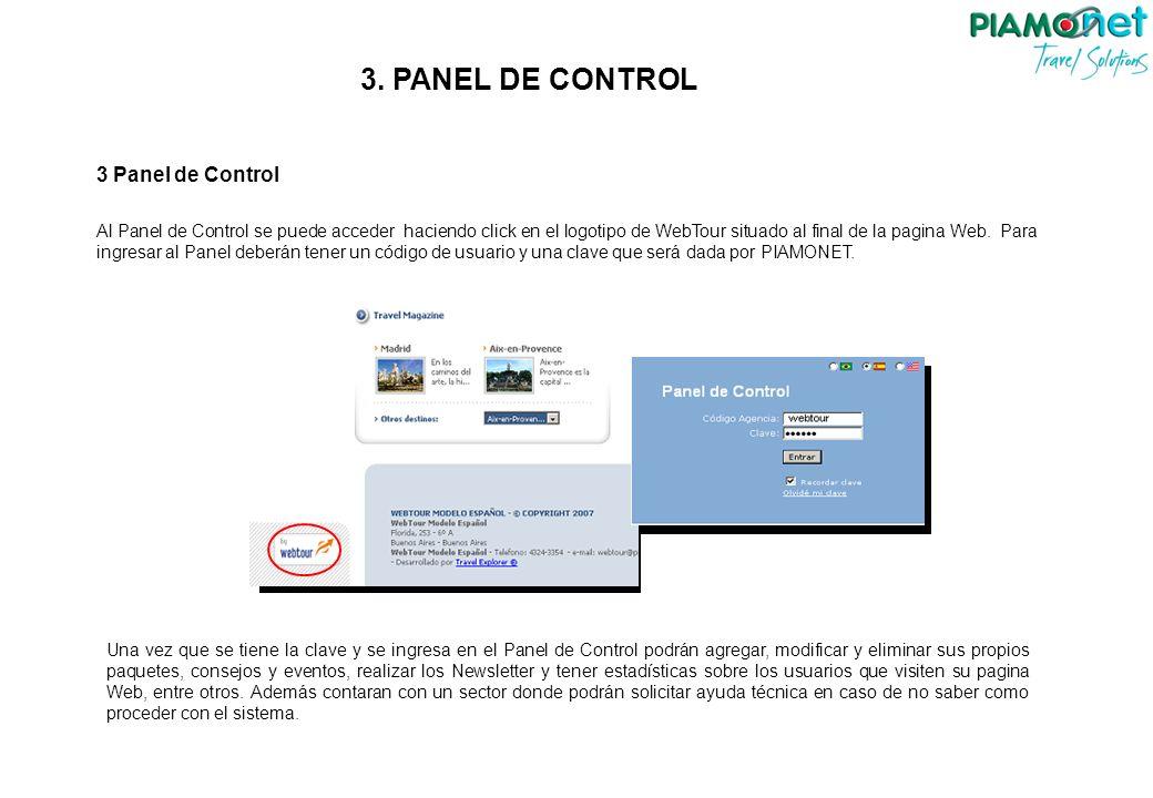 Copyright 2006 – Todos os direitos reservados. Proibida a reprodução parcial ou integral deste conteúdo. Desenvolvido por Travel Explorer Software. 3