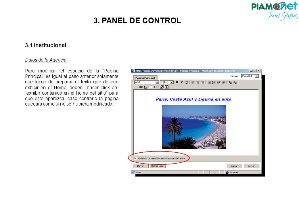 Copyright 2006 – Todos os direitos reservados. Proibida a reprodução parcial ou integral deste conteúdo. Desenvolvido por Travel Explorer Software. 3.