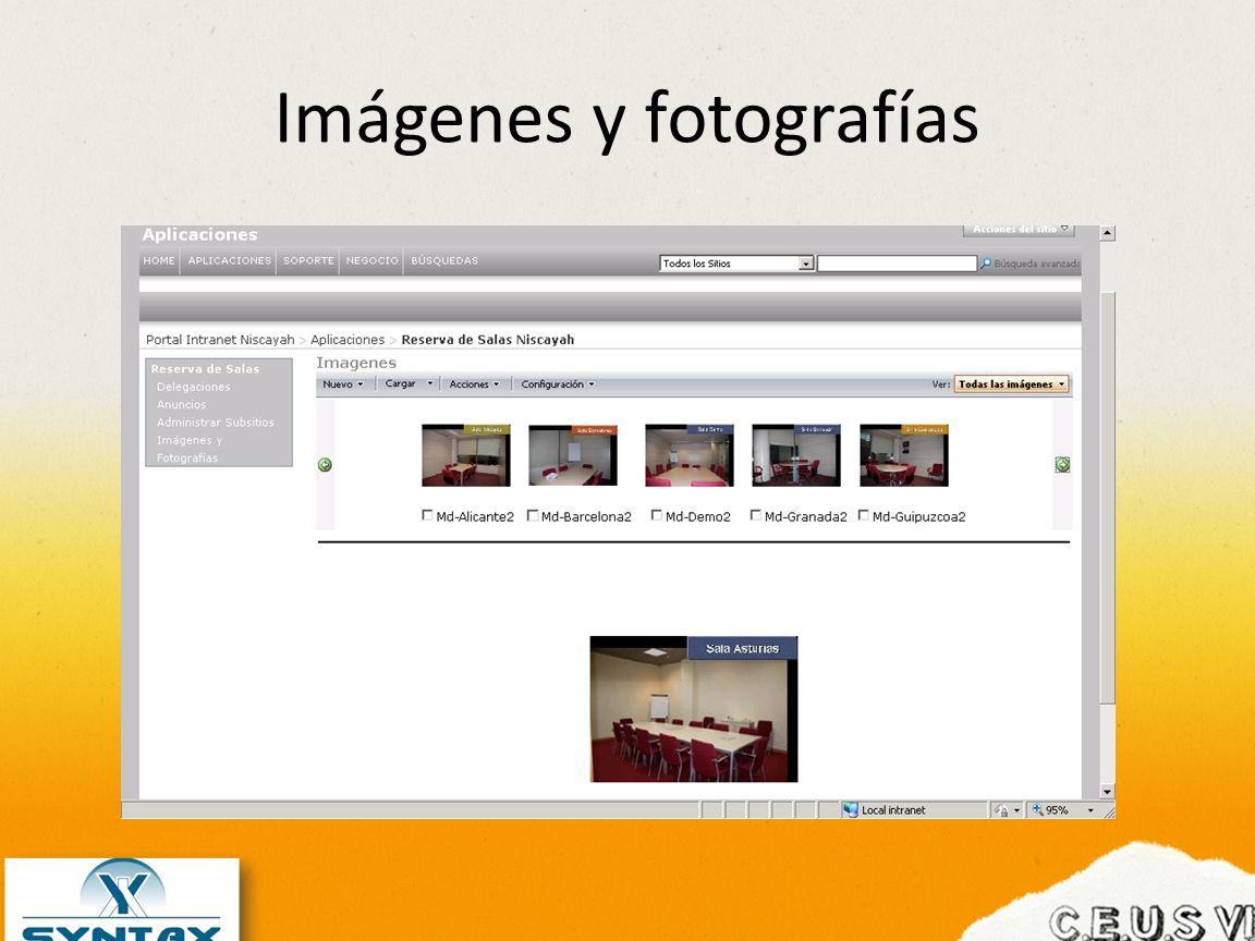 Imágenes y fotografías