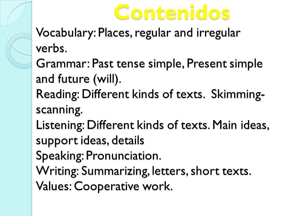 Espacio/s curricular/es o asignatura/s Competencias comunicativas, dimensiones cognitiva, artística, afectiva y comunicativa del Idioma Inglés.