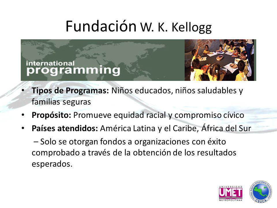 Fundación W. K.