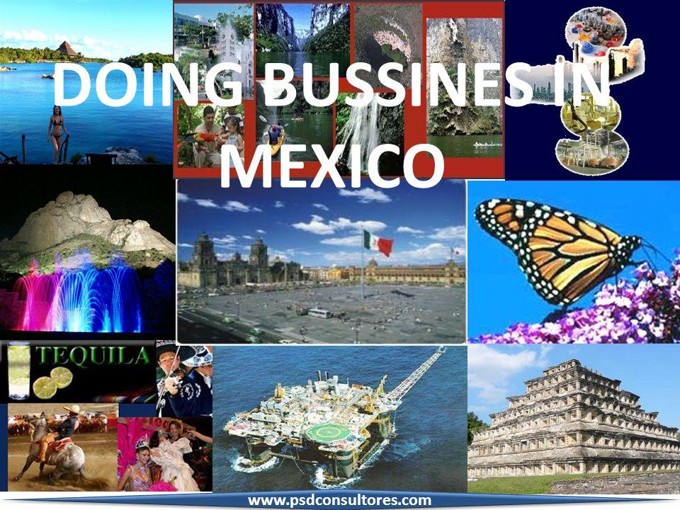 ¿PORQUÉ INVERTIR EN MÉXICO.1.
