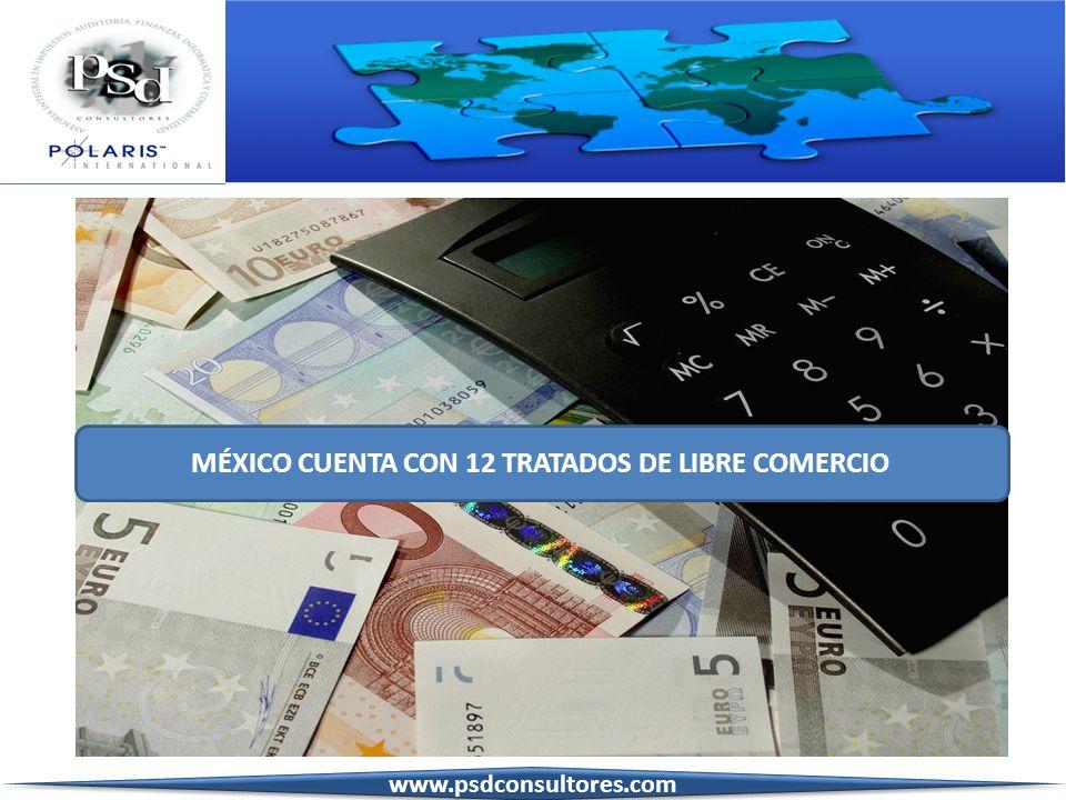 FORMA PARTE DEL PRIVILEGIADO GRUPO DE LA OCDE Desde 1994 es integrante de la Organización para la Cooperación y el Desarrollo Económico (OCDE) www.psdconsultores.com