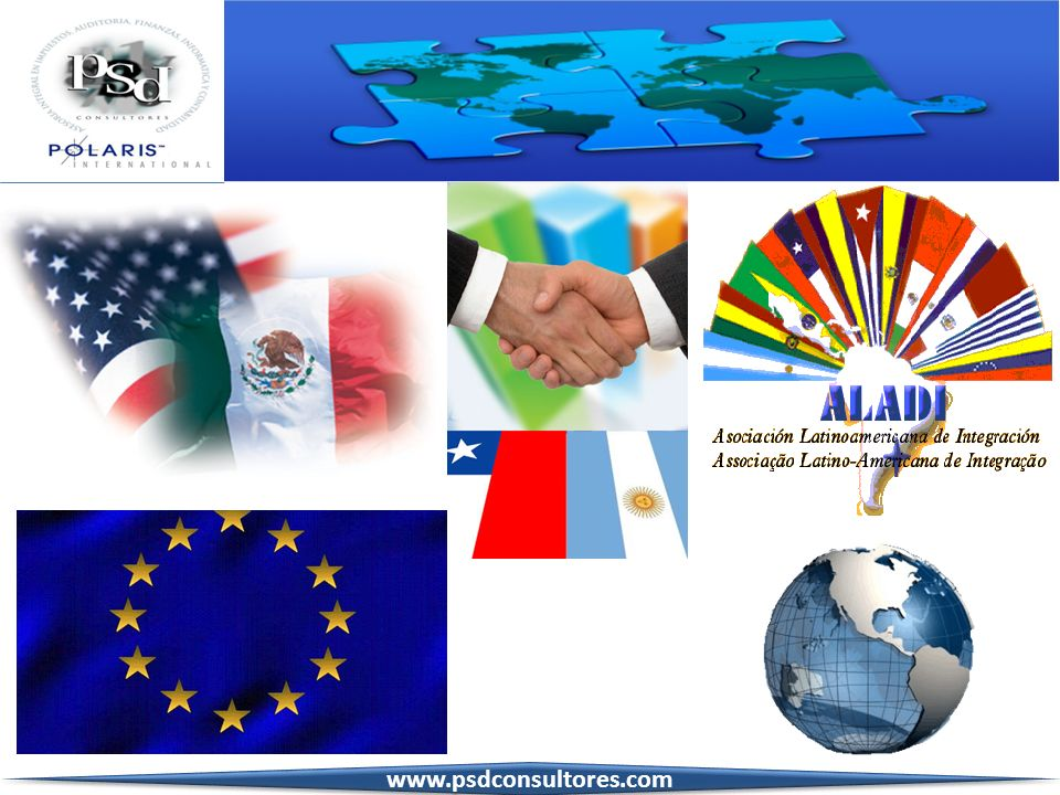 TRATADOS DE LIBRE COMERCIO México es el segundo país con el mayor número de Tratados de Libre Comercio en el mundo.