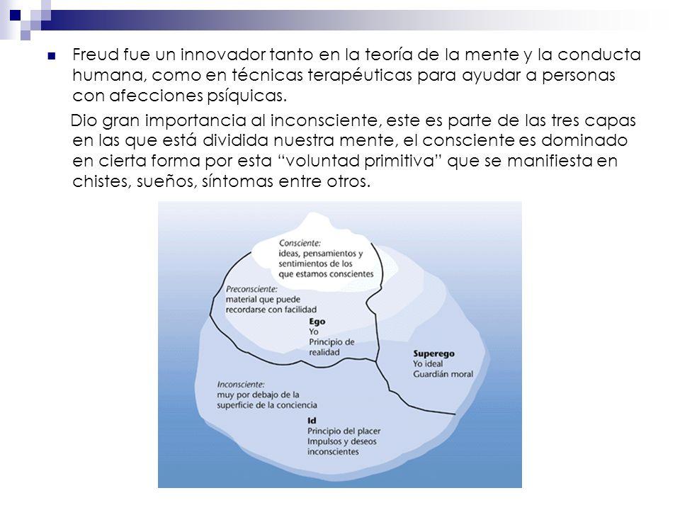 ELLO, YO Y SUPERYÓ Ello: Es la única estructura presente al nacer y es completamente inconsciente.