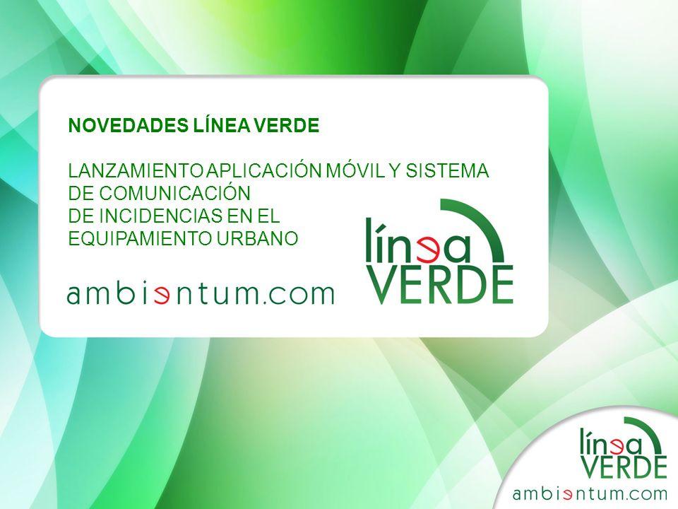 SISTEMA DE COMUNICACIÓN Y GESTIÓN DE INCIDENCIAS EN EQUIPAMIENTO URBANO Beneficios para la Administración Local Implica al ciudadano en la gestión activa de la ciudad.