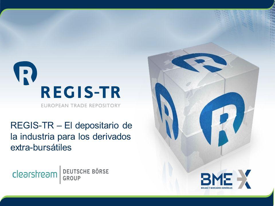 REGIS-TR – El depositario de la industria para los derivados extra-bursátiles