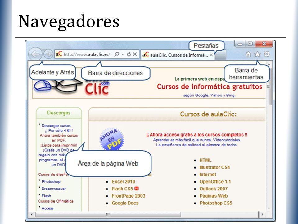 XP Navegadores