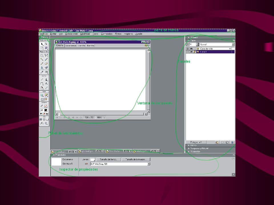 DISEÑO WEB 1.División del documento 2.Creación de un rollover 3.Creación y edición de botones para generar una barra de navegación 4.Creación y edición de un menú emergente 5.Optimización del documento 6.Exportación de HTML