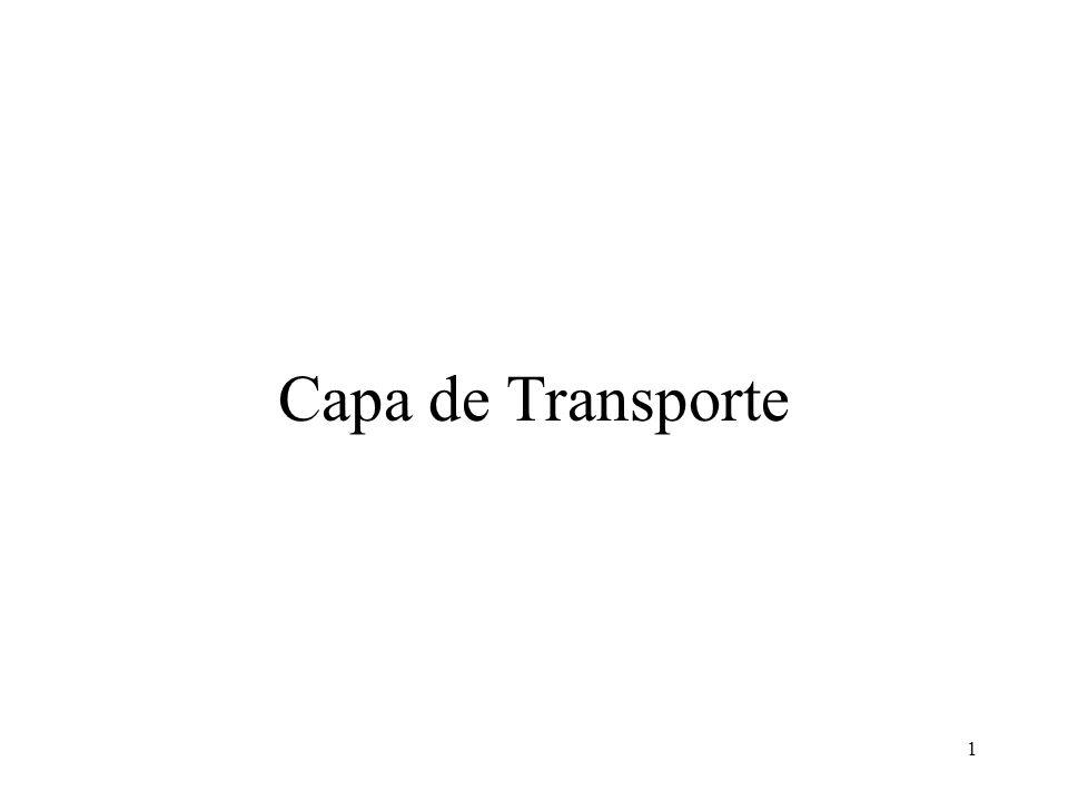 1 Capa de Transporte