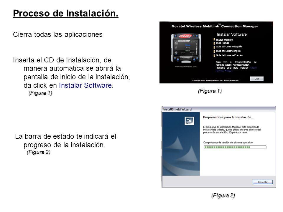 Proceso de Instalación. Cierra todas las aplicaciones Inserta el CD de Instalación, de manera automática se abrirá la pantalla de inicio de la instala