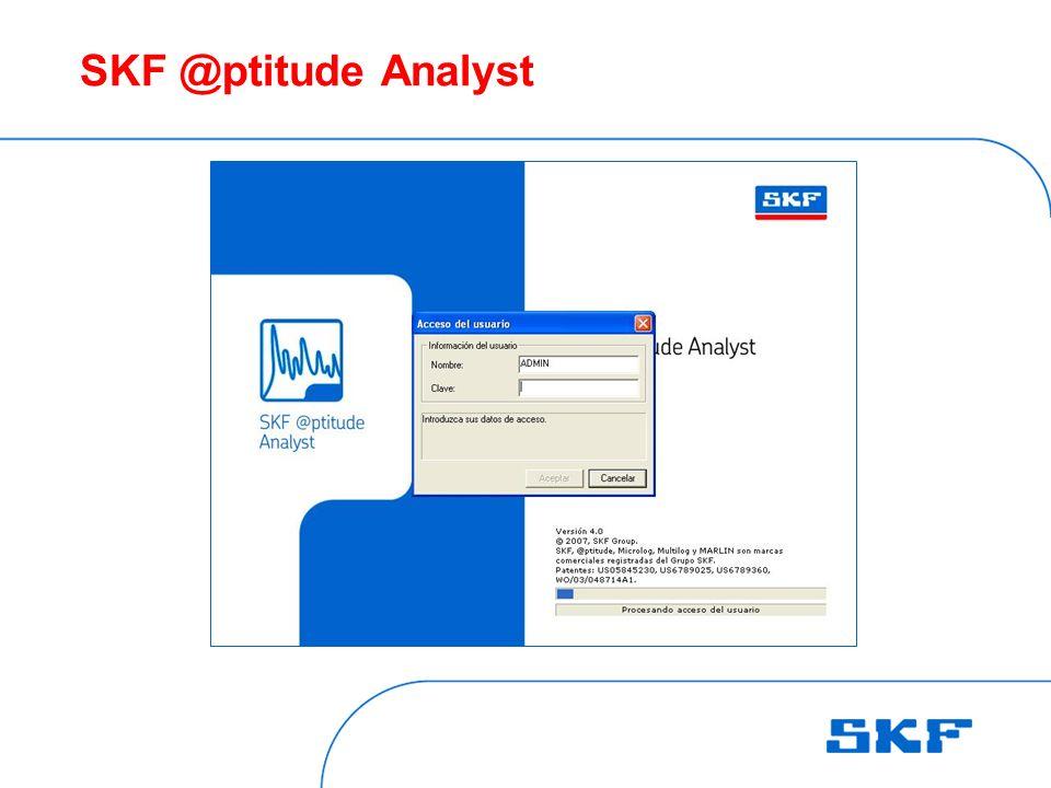 SKF @ptitude Analyst
