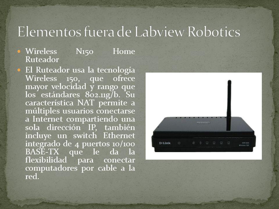 Wireless N150 Home Ruteador El Ruteador usa la tecnología Wireless 150, que ofrece mayor velocidad y rango que los estándares 802.11g/b. Su caracterís