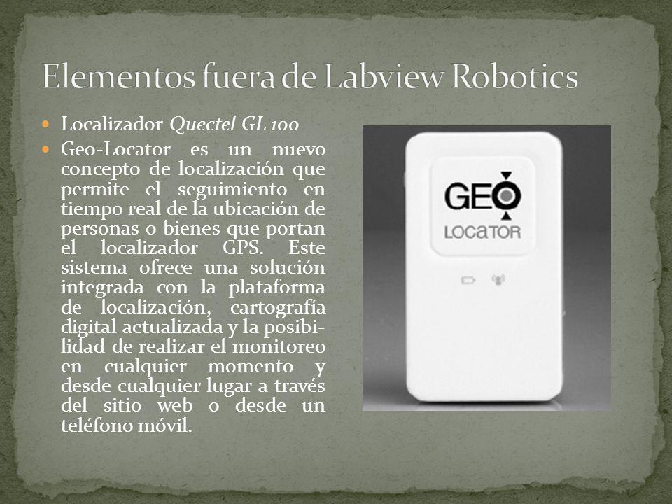 Localizador Quectel GL 100 Geo-Locator es un nuevo concepto de localización que permite el seguimiento en tiempo real de la ubicación de personas o bi