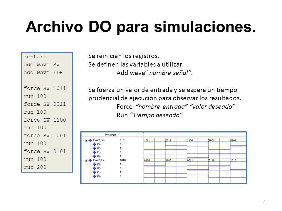 Controlador: Maquina Estados ( II ) La maquina de estados hace variar el funcionamiento del sistema mediante 4 selectores.