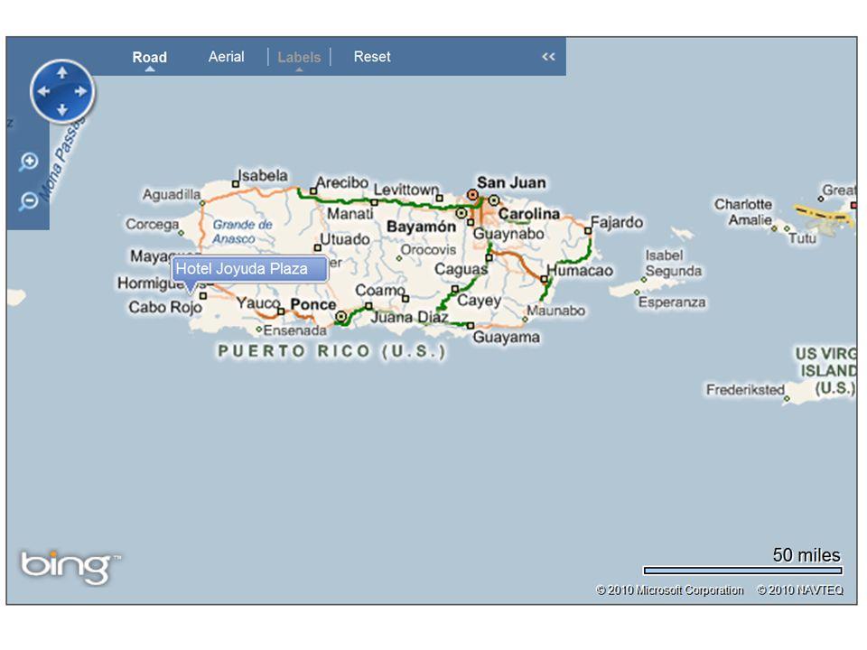 Hoy vamos a… repasar una descripción de vacaciones en el pasado visitar un hotel en Puerto Rico leer opiniones sobre este hotel aprender cómo decir cosas negativas sobre un hotel Practicar con Señor García leer opiniones positivas y negativas Escribir un textoRepasar para el test Carousel