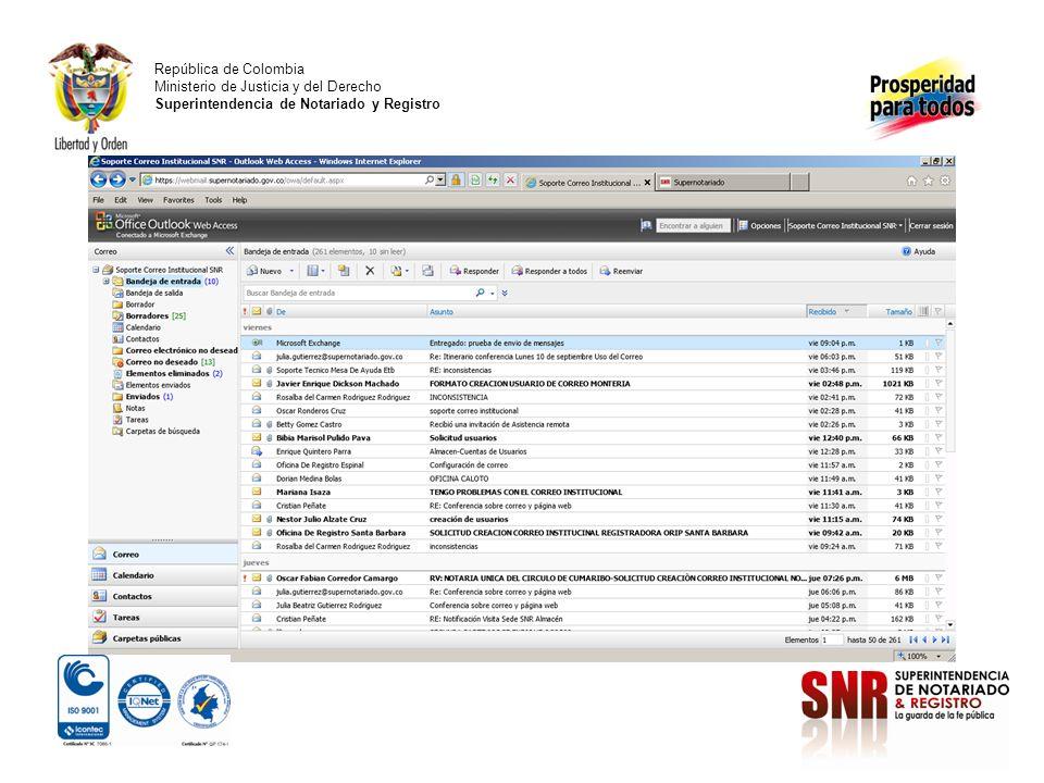 Causa : El mensaje supera el tamaño permitido: 9 Mb – 9,000 Kb Solución: Comprimir los archivos antes de enviarlos por correo.