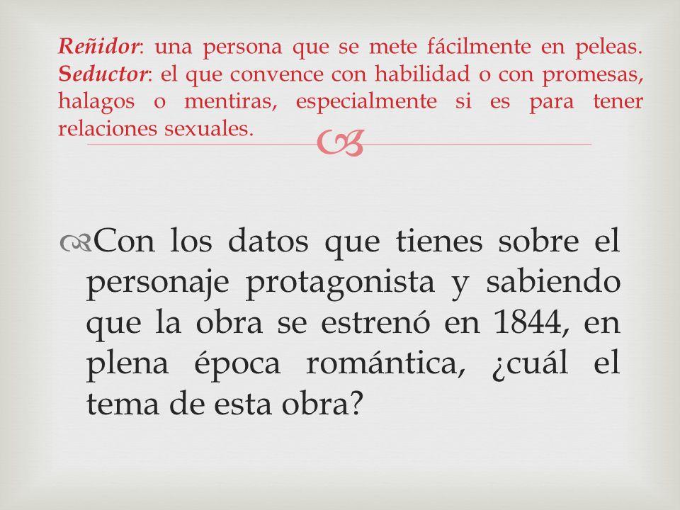 Don Luis Mejía: es el contrincante de Tenorio.