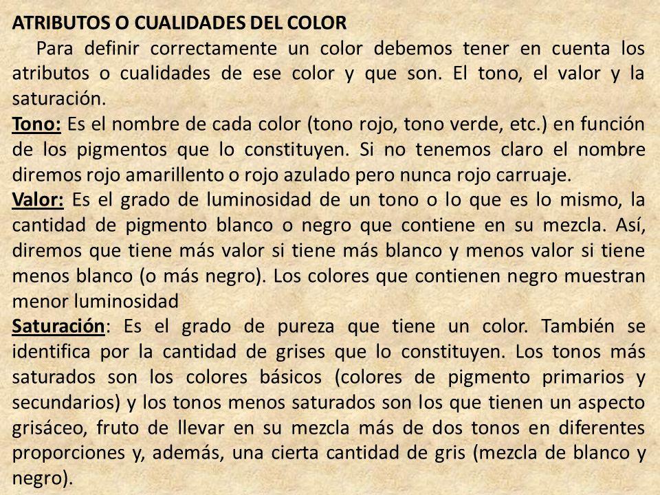 PARES DE COLORES COMPLEMENTARIOS Se dice que dos colores son complementarios cuando al mezclar los dos se obtiene el negro. De esta forma tenemos que