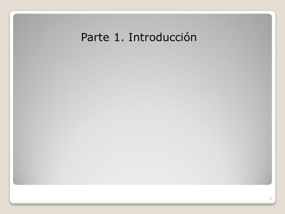 Parte 1. Introducción 2