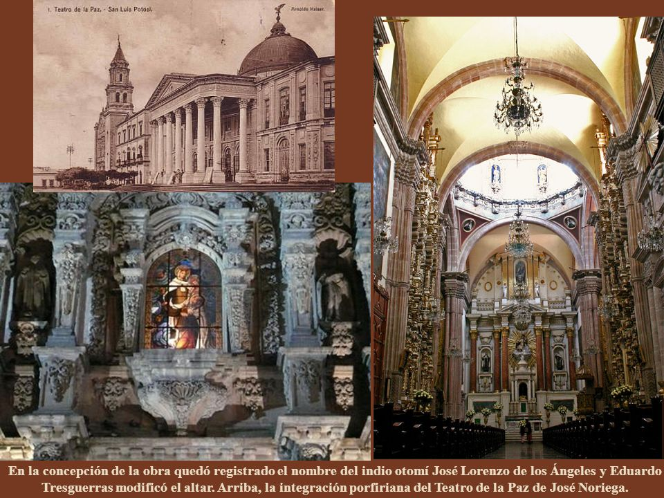 La urbe se benefició con la herencia de Fernando y Gertrudis Torres; el Santo Carmelo se erigió. Javier Rodríguez