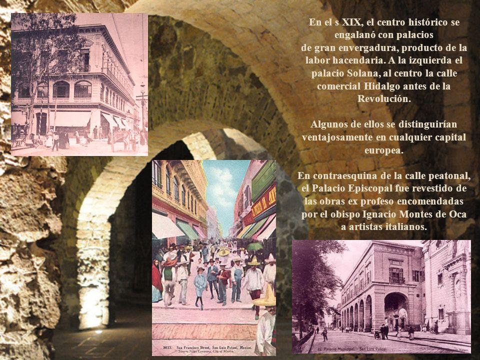 Los arcos en la ciudad El primero, para halagar la llegada de los emperadores Maximiliano y Carlota en su camino a la ciudad de México; Siglo XIX Hubo