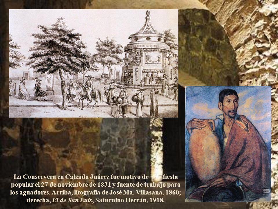 En el s XIX, el centro histórico se engalanó con palacios de gran envergadura, producto de la labor hacendaria. A la izquierda el palacio Solana, al c