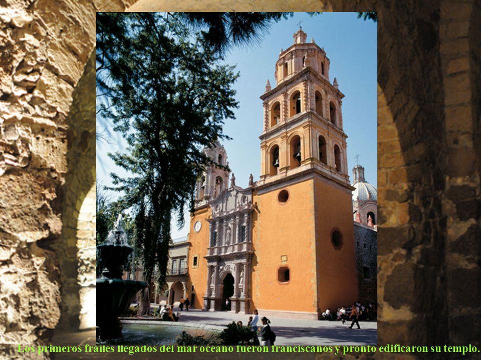 En el s XIX, el centro histórico se engalanó con palacios de gran envergadura, producto de la labor hacendaria.
