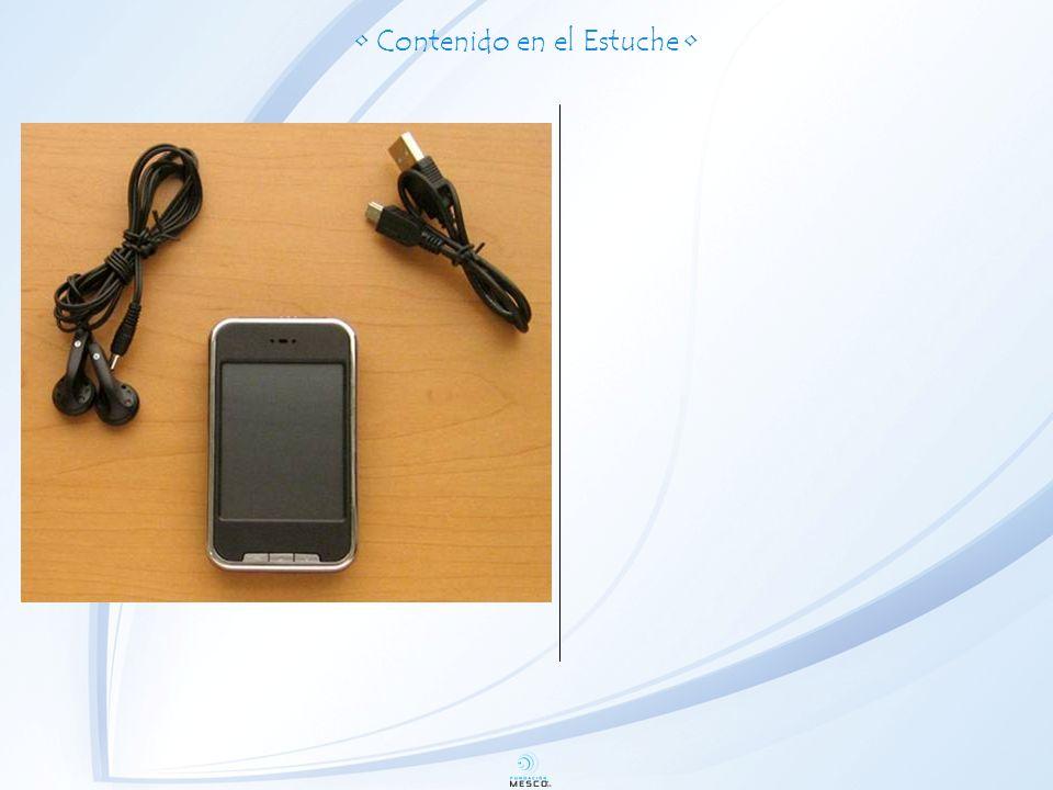 Cámara Web Conecte el cable USB, que viene junto con su MP4 Touch Screen, a su computadora Y el otro extremo a la entrada USB de su MP4 Touch Screen.