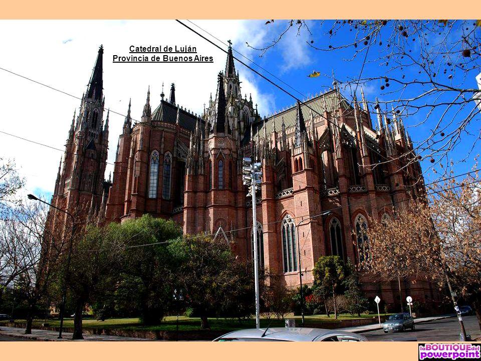 Catedral de Luján Prov. Bs.As. Cristo Bendicente - San Javier - Córdoba