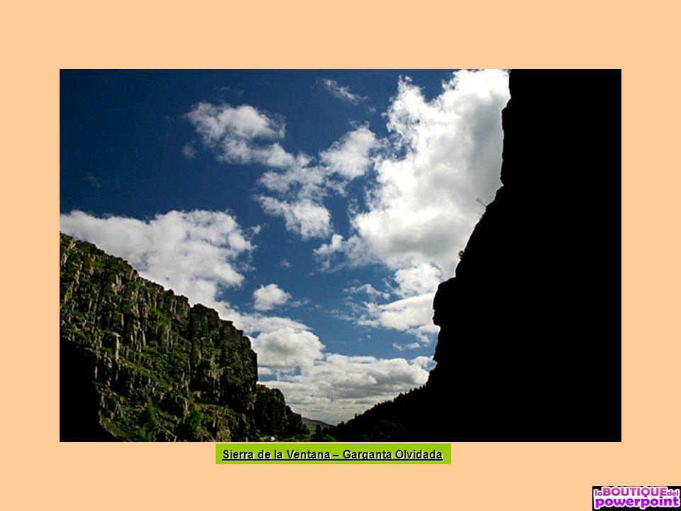 Sierra de los Comechingones (nativos precolombinos) - Córdoba