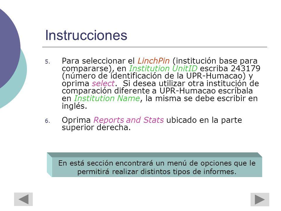 Instrucciones 5.