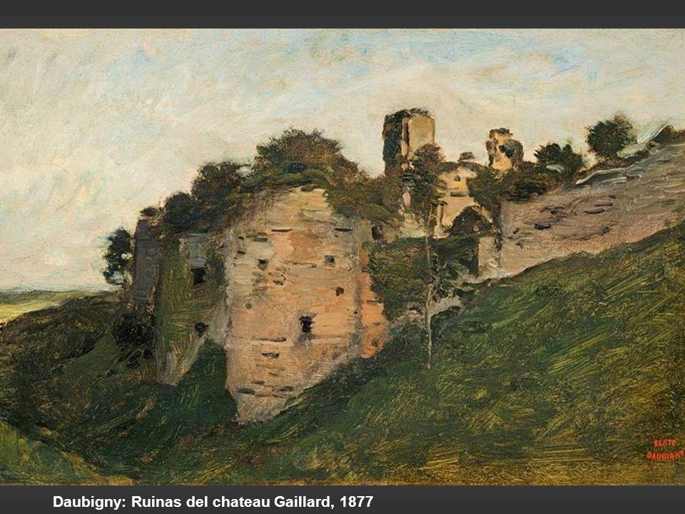 Corot: el puente de Narni, 1827