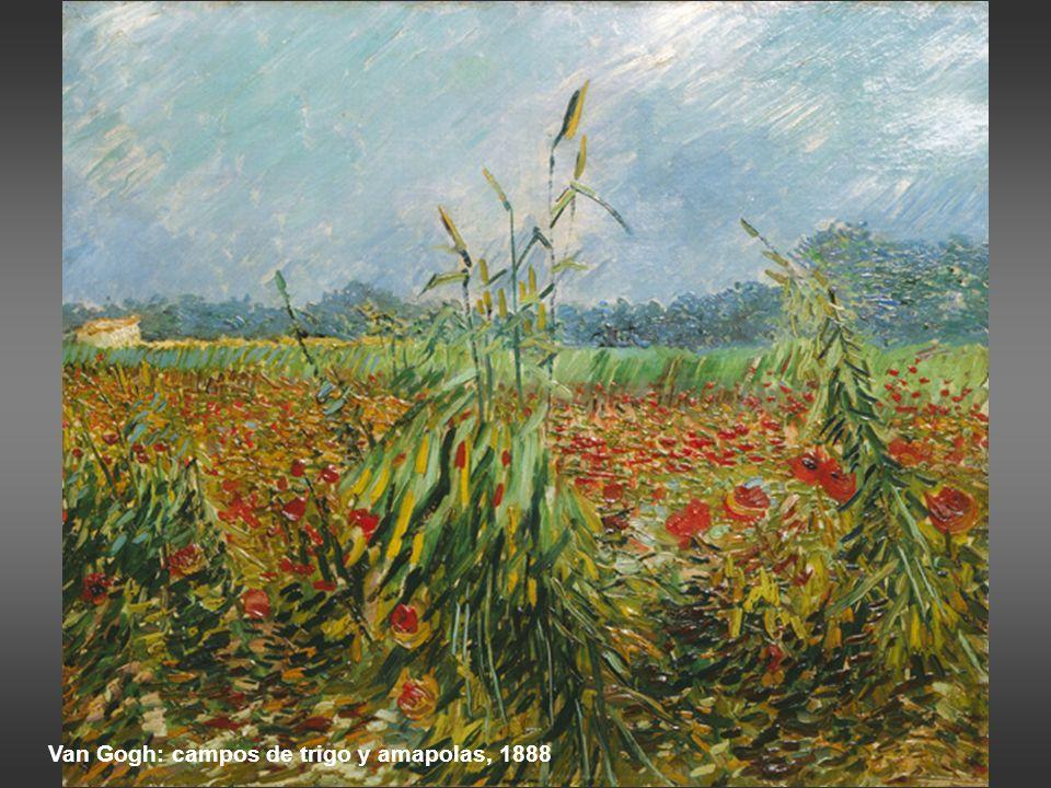 Cezanne: Granja en Normandía, h 1885-86 Sí, yo quiero saber. Saber para sentir mejor, sentir para saber mejor…. Quiero ser por tanto un auténtico clás