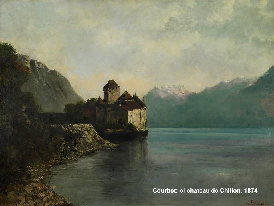 Corot: Le Quai des Páquis, Ginebra, h 1842