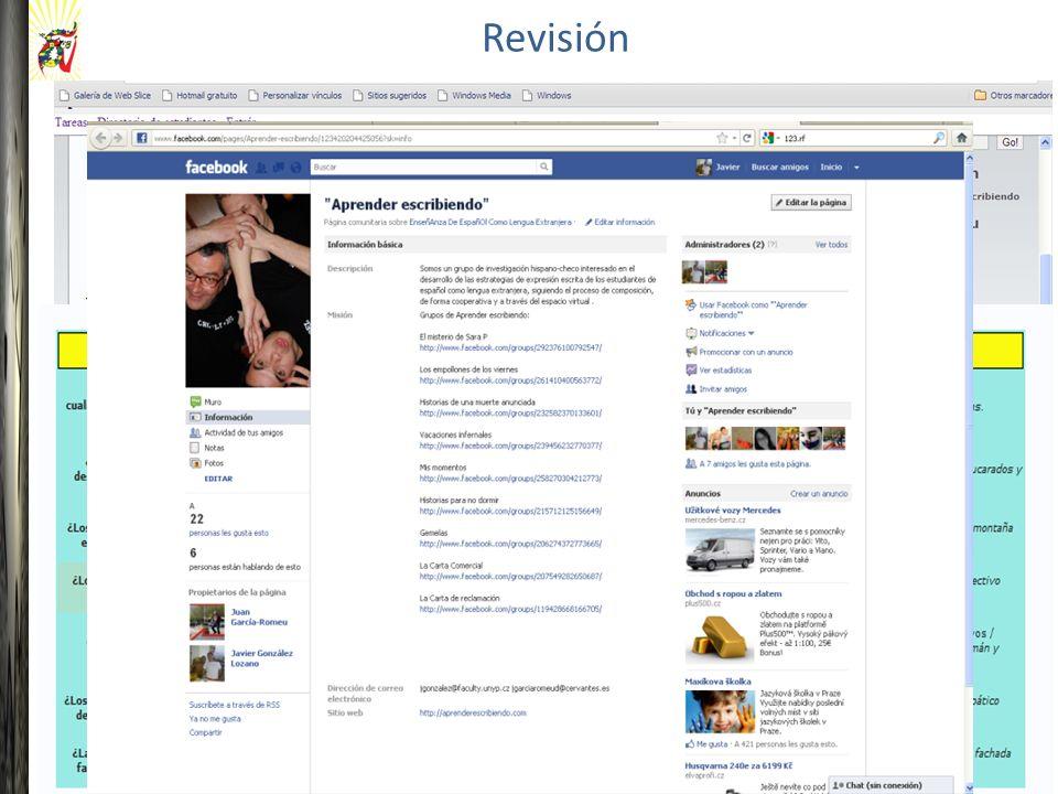 Revisión Resultados de los usuarios Copia el final que más te guste en el grupo Historias para no dormir en Facebook y reescríbelo.