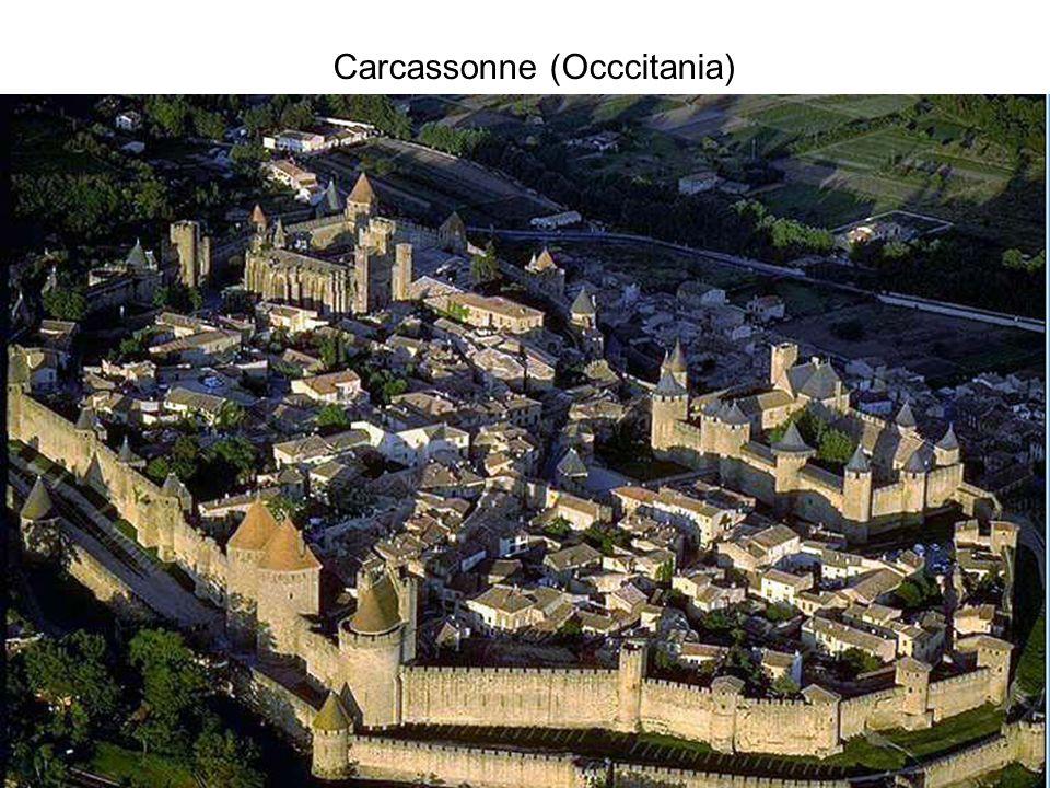 Carcassonne (Occcitania)