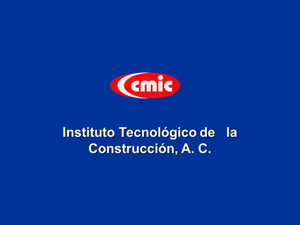 5 Instituto Tecnológico de la Construcción, A. C.