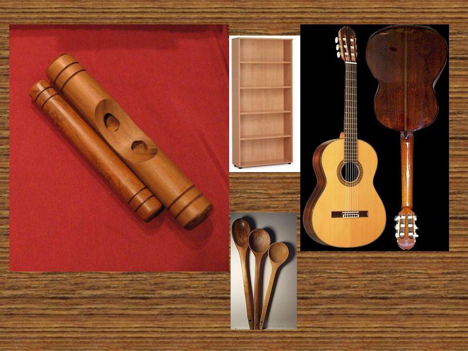 ¿Por qué es importante la madera? Porque posee propiedades que ayudan al hombre a interactuar con su medio y mejorar su calidad de vida. La dureza, re
